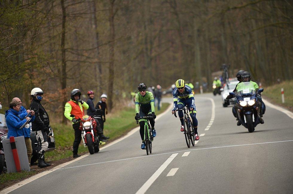 Závod Brno – Velká Bíteš – Brno 2021.