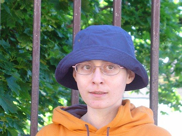 Barbora Škrlová ve Švédsku