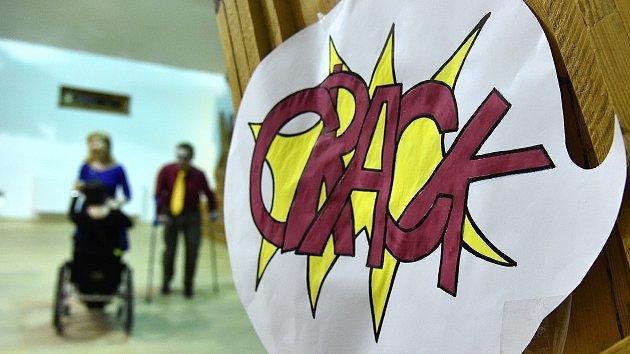 V Medlánkách se sešly desítky komiksových hrdinů