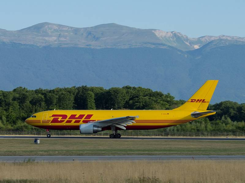 Letadlo Airbus A300. Ilustrační foto.