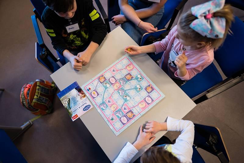 Od pondělí také funguje v kampusu hlídání dětí pro zaměstnance Fakultní nemocnice Brno.