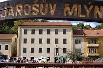 Jarošův mlýn.