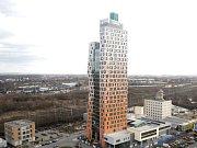 AZ Tower v Brně.