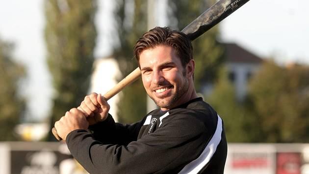Šestatřicetiletý americký rodák Mike Cervenak nastoupil za českou baseballovou reprezentaci v kvalifikaci World Baseball Classic.