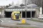 Do Husovického tunelu silničáři úplně zakážou vjezd od července do srpna.