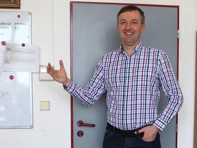 Ekonom Robert Jahoda.