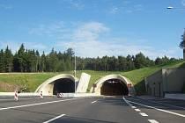 Pisárecký tunel a jeho opravy.