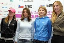 Benešová, Cetkovská, Šafářová, Vaidišová