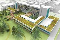 Psychiatrická klinika ve Fakultní nemocnici Brno se rozroste. Hotovo by mělo být  na podzim roku 2021.