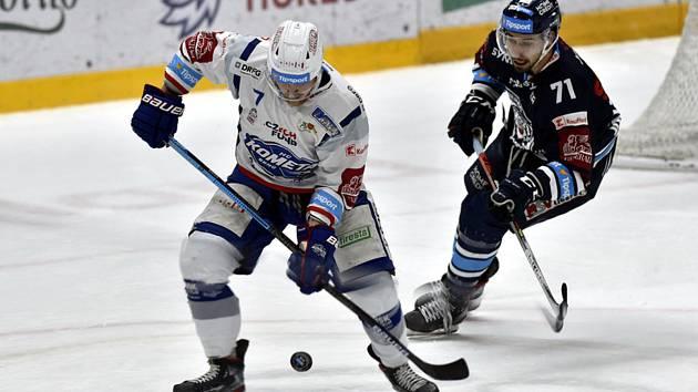 Kometa zdolala Liberec a je blízko přímému postupu do čtvrtfinále