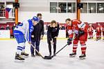 V pondělí se odehrál v jihomoravské metropoli duel bývalých hokejových legend. Postavili se proti sobě výběry České republiky a Izraele.