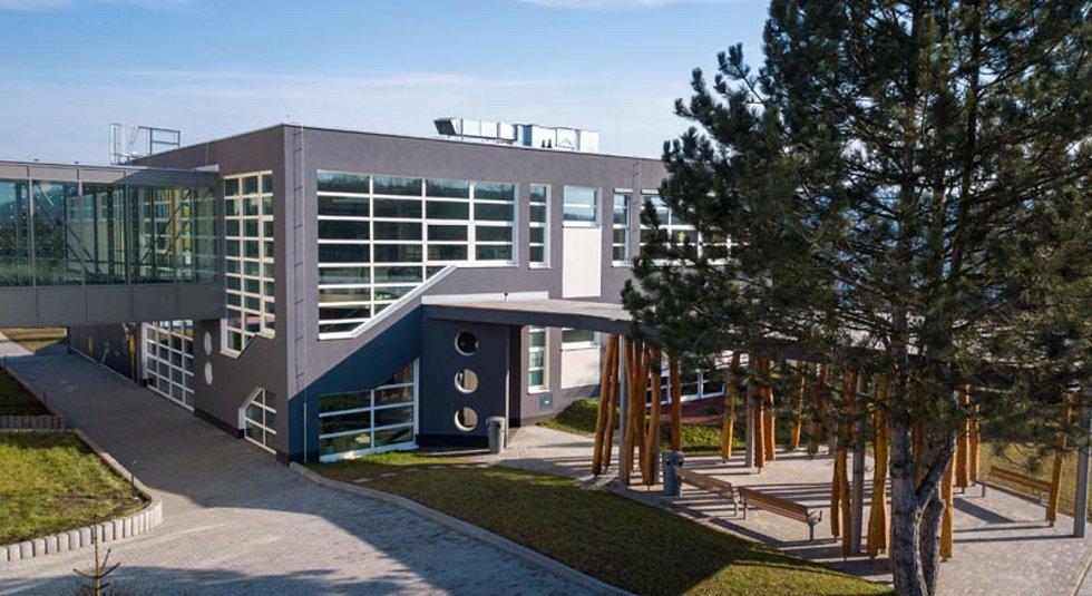 Přístavba základní školy Vejrostova v Brně, 1. místo v kategorii Stavby občanské vybavenosti.