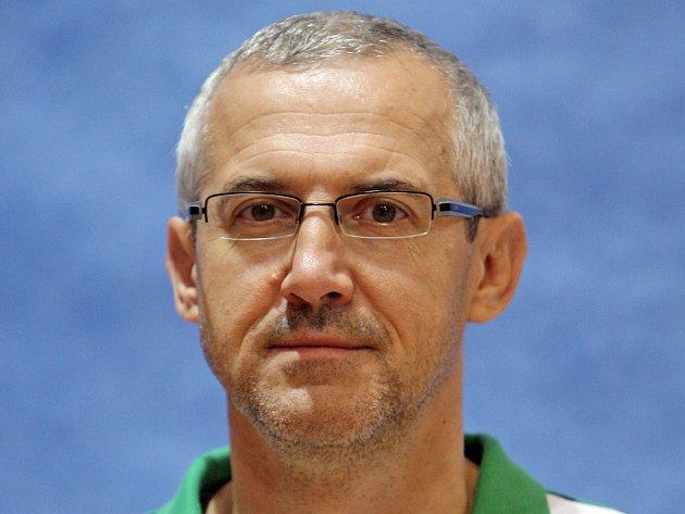 Trenér Valosunu Brno Marian Svoboda