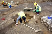 V místě jednoho ze čtyř středověkých brněnských sídlišť objevili archeologové stopy po osídlení z třináctého století.
