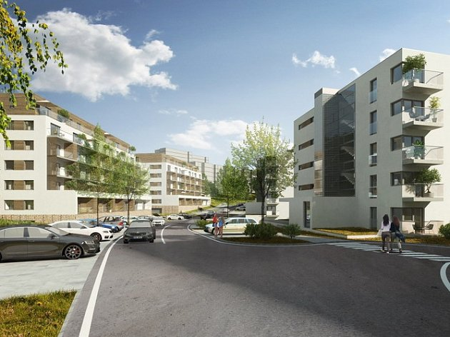 Nové byty tady nechceme, řekli lidé v referendu. Kvůli nízké účasti je naplatné