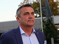 Brněnský primátor Petr Vokřál z ANO ve středu večer oznámil, že předložil oficiální nabídku na spolupráci Pirátům.