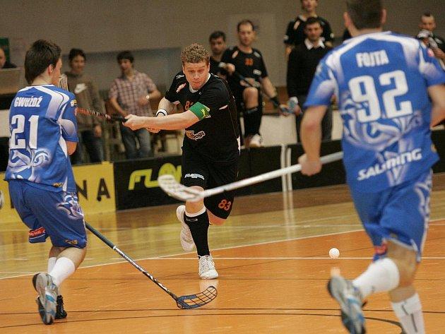 Mezi opory brněnského klubu na florbaovém Czech Open patřil kapitán Buldoků Martin Kotlas, který vstřelil dvě branky a zaznamenal jednu asistenci.