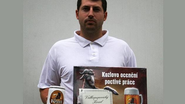 Nejlepší fachman Vyškovska - uzenář Roman Vlach.