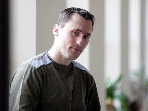 Bývalý policejní inspektor Marcel Pešek.