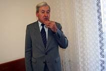 Důchodce Cyril Michalica chce svá práva