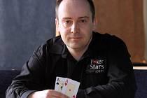 Pavel Blatný - hráč pokeru.