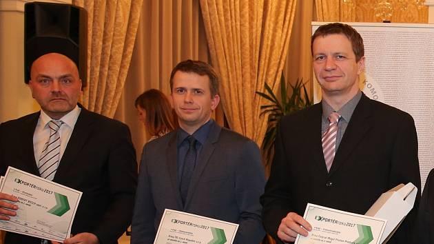 Největším vývozcem a držitelem titulu Exportér Jihomoravského kraje za rok 2017 se stala společnost Thermo Fisher Scientific.