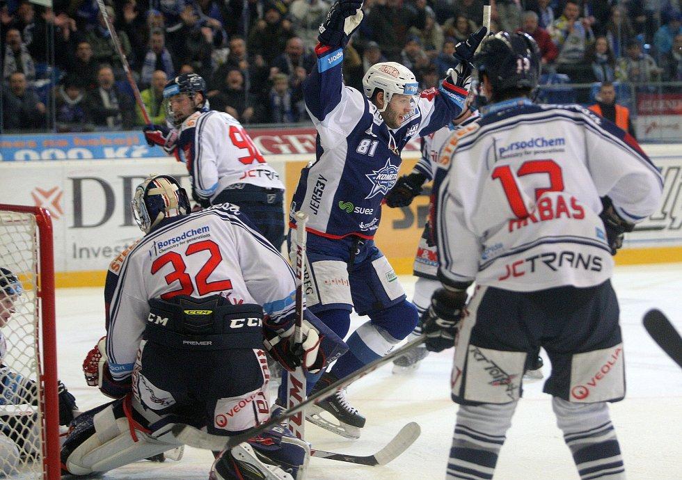 Kometa zvítězila nad Vítkovicemi 4:0.