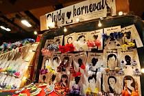 Akce Factory Fashion Market na Stadionu dá prostor originálním nezávislým tvůrcům.