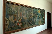 Výstava Bohumíra Matala v Brně.
