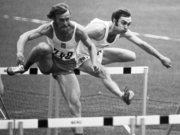 Brněnský překážkář Lubomír Nádeníček si vkariéře nejvíc cení sedmého místa zolympijského finále vMnichově zroku 1972.