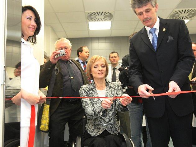 Ministryně zdravotnictví Daniela Filipiová.