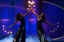 """""""Tanečníci s ohněm"""" skupina Pa-li-Tchi."""