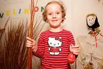 Odpoledne v brněnském Paláci šlechtičen patřilo velikonočním přípravám. Moravské zemské muzeum zde totiž pro děti nachystalo dílny, kde si malí umělci mohli uplést velikonoční pomlázku, nazdobit kraslice, perníky nebo jarní prostírání.