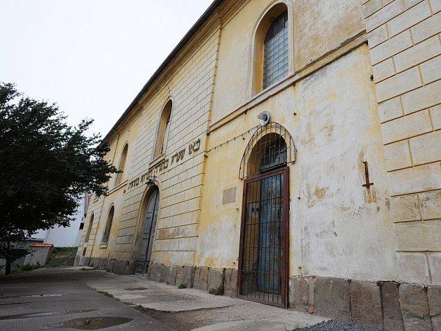 Ivančická synagoga.