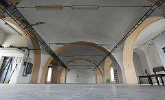 Oprava židovské synagogy z 19. století bude stát téměř 50 milionů korun. Zda k ní v nejbližší době dojde, rozhodne úspěch žádosti o dotace. Obec ji nechá zpracovat za půl milionu korun.