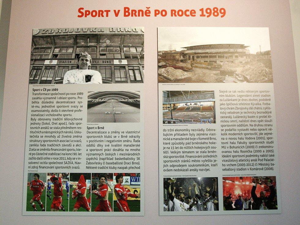 Výstava Branky Body Brno.