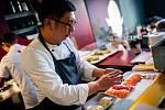Vyhlášená brněnská restaurace Koishi. Ilustrační foto.