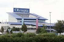 Nákupní centrum Olympia Brno.
