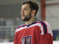 Hokejista Libor Zábranský ml.