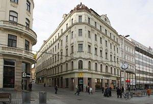 Dům určený ke směně za pozemky pro stavbu stadionů za Lužánkami - Zámečnická ulice 2.