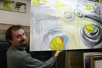 Jaká je umělecká tvorba a vůbec život umělce? Malíři, sochaři a grafici otevřeli lidem své ateliéry, aby se s nimi podělili o své poznatky.