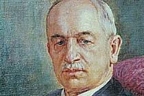 Prezident Edvard Beneš (1884-1948).