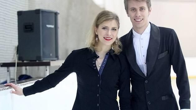 Eliška a Michal Březinovi.