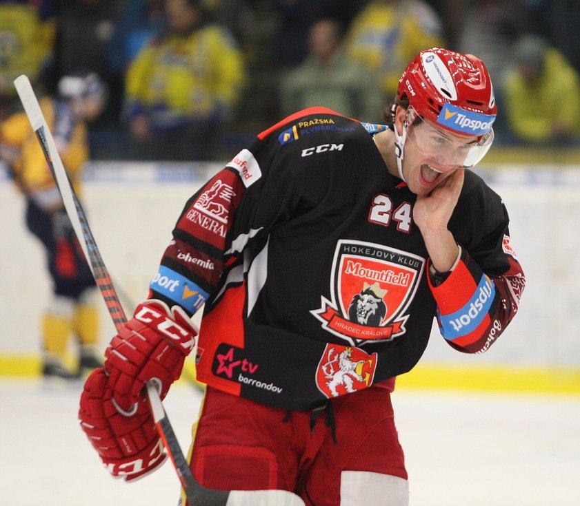 Petr Zámorský vybojoval extraligový titul se Zlínem, v posledních letech nastupuje za Hradec Králové.