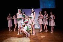 Vyhlášení jihomoravského kola soutěže Miss Opravdová krása 2018
