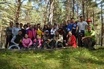 Lesníci MENDELU zahajují mezinárodní projekt v Mongolsku, pomohou zlepšit stav místních lesů.