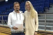 Basketbalistka Michaela Stejskalová-Zrůstová dohodla na spolupráci s KP Brno.