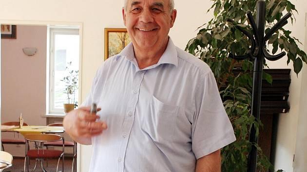 Bývalý vatikánský velvyslanec Pavel Jajtner.