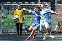 Sokolnický futsalový turnaj Saňař Cup.