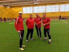 Čeští mladíci odstartují světový šampionát v malém fotbalu proti Japonsku